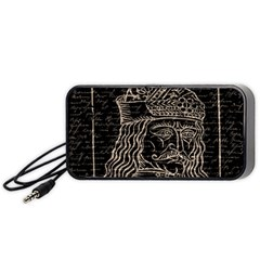 Count Vlad Dracula Portable Speaker (Black)