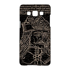 Count Vlad Dracula Samsung Galaxy A5 Hardshell Case