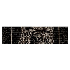Count Vlad Dracula Satin Scarf (Oblong)