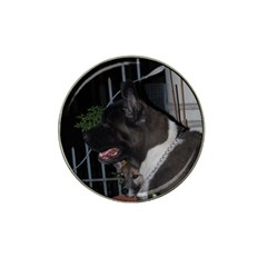 Akita second Hat Clip Ball Marker