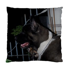 Akita second Standard Cushion Case (Two Sides)
