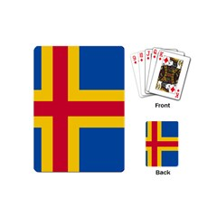Flag of Aland Playing Cards (Mini)