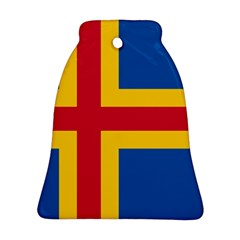 Flag of Aland Ornament (Bell)