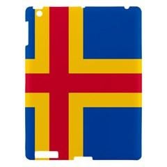 Flag Of Aland Apple Ipad 3/4 Hardshell Case