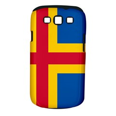 Flag of Aland Samsung Galaxy S III Classic Hardshell Case (PC+Silicone)