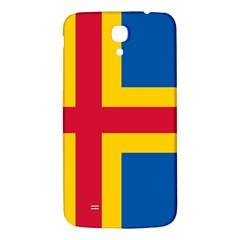 Flag of Aland Samsung Galaxy Mega I9200 Hardshell Back Case