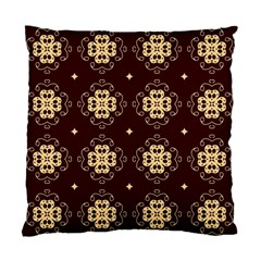 Seamless Ornament Symmetry Lines Standard Cushion Case (One Side)