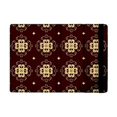 Seamless Ornament Symmetry Lines Apple iPad Mini Flip Case