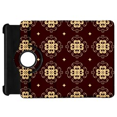 Seamless Ornament Symmetry Lines Kindle Fire HD 7