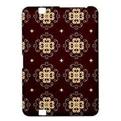 Seamless Ornament Symmetry Lines Kindle Fire HD 8.9