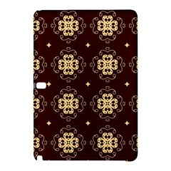 Seamless Ornament Symmetry Lines Samsung Galaxy Tab Pro 10.1 Hardshell Case