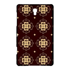 Seamless Ornament Symmetry Lines Samsung Galaxy Tab S (8.4 ) Hardshell Case