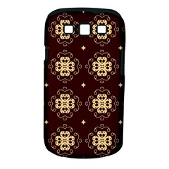 Seamless Ornament Symmetry Lines Samsung Galaxy S III Classic Hardshell Case (PC+Silicone)