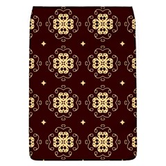 Seamless Ornament Symmetry Lines Flap Covers (L)
