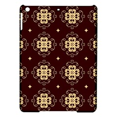 Seamless Ornament Symmetry Lines iPad Air Hardshell Cases