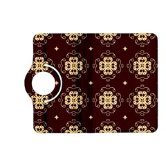 Seamless Ornament Symmetry Lines Kindle Fire HD (2013) Flip 360 Case