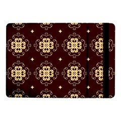 Seamless Ornament Symmetry Lines Samsung Galaxy Tab Pro 10.1  Flip Case