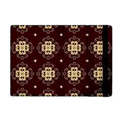 Seamless Ornament Symmetry Lines iPad Mini 2 Flip Cases