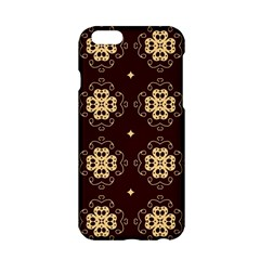 Seamless Ornament Symmetry Lines Apple iPhone 6/6S Hardshell Case