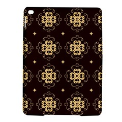 Seamless Ornament Symmetry Lines iPad Air 2 Hardshell Cases