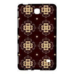 Seamless Ornament Symmetry Lines Samsung Galaxy Tab 4 (7 ) Hardshell Case
