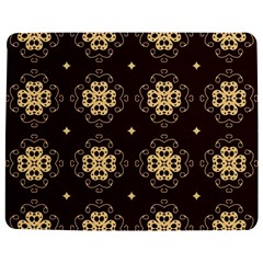 Seamless Ornament Symmetry Lines Jigsaw Puzzle Photo Stand (Rectangular)