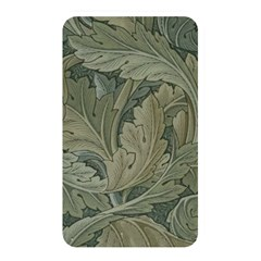 Vintage Background Green Leaves Memory Card Reader