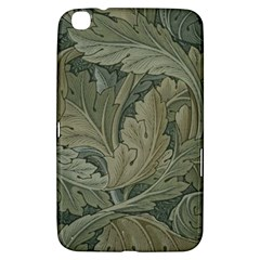 Vintage Background Green Leaves Samsung Galaxy Tab 3 (8 ) T3100 Hardshell Case