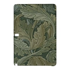 Vintage Background Green Leaves Samsung Galaxy Tab Pro 12.2 Hardshell Case