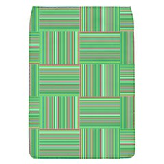 Geometric Pinstripes Shapes Hues Flap Covers (S)