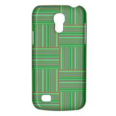 Geometric Pinstripes Shapes Hues Galaxy S4 Mini