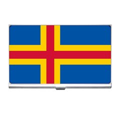 Flag of Aland Business Card Holders