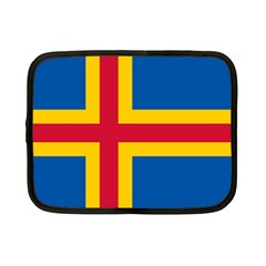 Flag of Aland Netbook Case (Small)