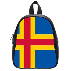 Flag of Aland School Bags (Small)