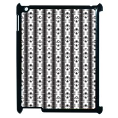 Pattern  Apple Ipad 2 Case (black)