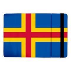 Flag of Aland Samsung Galaxy Tab Pro 10.1  Flip Case