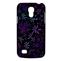 Retro Flower Pattern Design Batik Galaxy S4 Mini