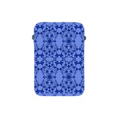 Floral Ornament Baby Boy Design Retro Pattern Apple iPad Mini Protective Soft Cases