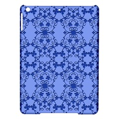 Floral Ornament Baby Boy Design Retro Pattern Ipad Air Hardshell Cases