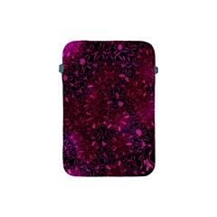 Retro Flower Pattern Design Batik Apple iPad Mini Protective Soft Cases