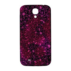 Retro Flower Pattern Design Batik Samsung Galaxy S4 I9500/I9505  Hardshell Back Case