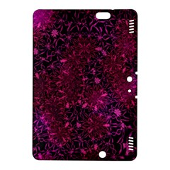 Retro Flower Pattern Design Batik Kindle Fire Hdx 8 9  Hardshell Case