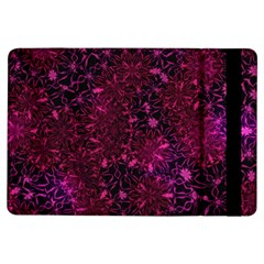 Retro Flower Pattern Design Batik iPad Air Flip
