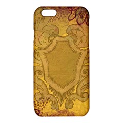 Vintage Scrapbook Old Ancient Retro Pattern iPhone 6/6S TPU Case