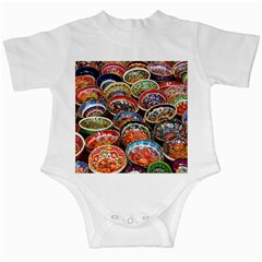 Art Background Bowl Ceramic Color Infant Creepers