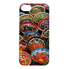 Art Background Bowl Ceramic Color Apple iPhone 5S/ SE Hardshell Case