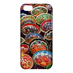 Art Background Bowl Ceramic Color Apple iPhone 5C Hardshell Case