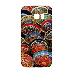 Art Background Bowl Ceramic Color Galaxy S6 Edge