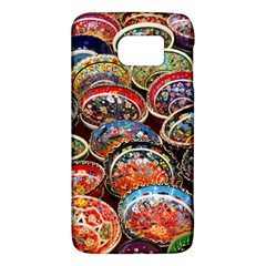 Art Background Bowl Ceramic Color Galaxy S6