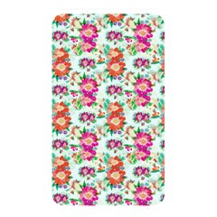 Floral Flower Pattern Seamless Memory Card Reader